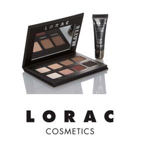Lorac all day prof matte eyeshadow palette